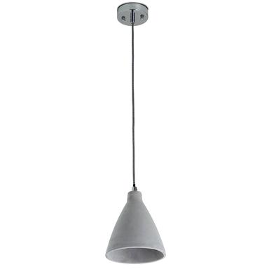 Lámpara de suspensión en hormigón