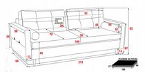 sofá plegable