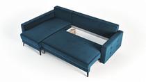 sofá de esquina para sala de estar