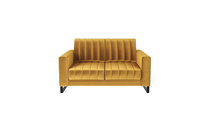 Sofá elegante de dos plazas Mono 2